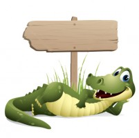 stock-illustration-17282797-alligator-road-sign